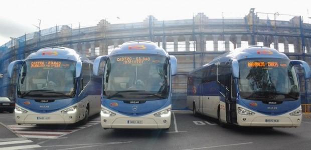 Autobuses desde Bilbao Castro Urdiales