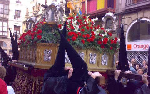 Bilbao Semana Santa 2017