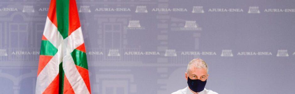Estado De Alarma Euskadi Octubre 2020