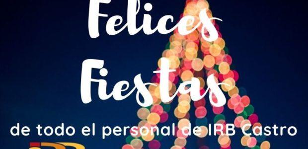 Feliz Navidad 2019 IRB Castro