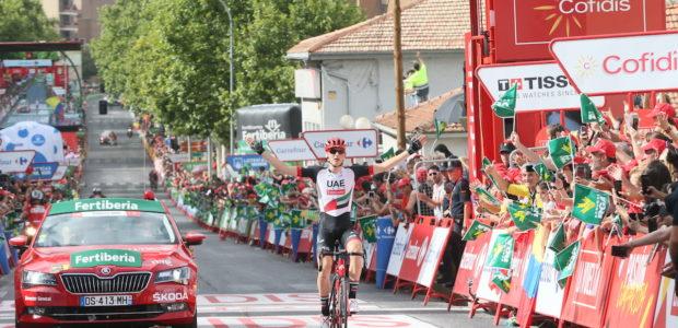 Vuelta Ciclista España 2018